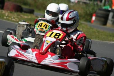 Réserver un karting outdoor pour un EVG