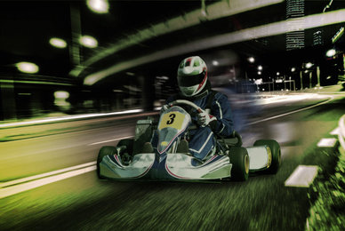 Le karting, activité team building originale