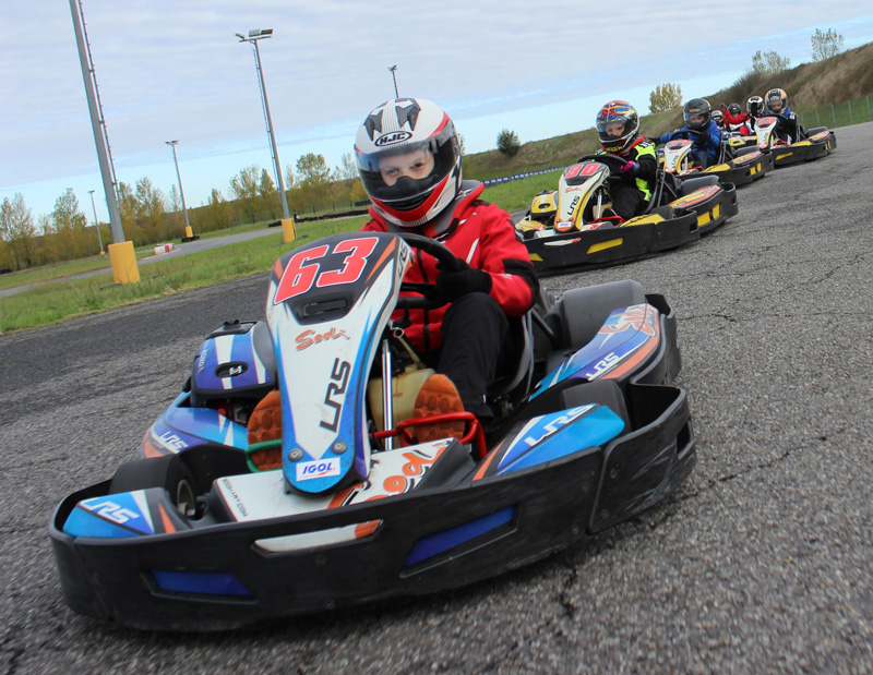 Junior Kart Academy Club 7/14 ans